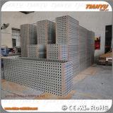De opnieuw te gebruiken Modulaire Handel van de Tentoonstelling van het Aluminium toont Apparatuur