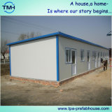 Structure de aço Construction House Design para o campo de trabalho