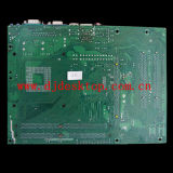 Velocidade alta G31 Suporte LGA 775 chipset motherboard ATX DDR3