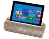 Titulaire de la table de téléphone haut-parleur Bluetooth La carte de TF pour PC Phone