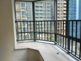 Загородка стандартного балкона флористическая