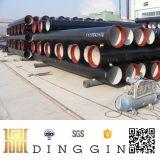 K9 Dn300の黒い瀝青のペンキが付いている延性がある鉄の管