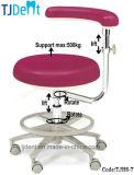 Conception ergonomique durable mécanique repose-main dentiste Président tabouret pivotant