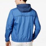 옥외 운동 스포츠용 잠바 재킷 남자의 달리는 훈련 라이트급 선수 재킷