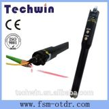 Placa de luz laser Techwin Vfl 3105p Visual Fault Locator
