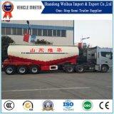 Tri-Welle 40m3 Masse-Kleber-Tanker-Schlussteil mit Luft-Aufhebung