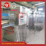Machine de séchage de courroie de fruits de mer d'air chaud en stock