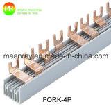 4p Tipo de Forquilha Barras de barra de barras de barras de barras de barramento