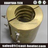 黄銅または銅のヒーターの鋳造物