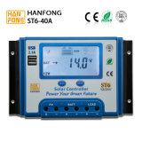 Hanfong neuer Pruduct 40A PWM Solarcontroller mit USB