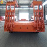 4 assi rimorchio basso della base da 120 tonnellate