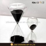 Hourglass отметчика времени песка формы диаманта