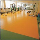 Китай Facroty продажи ПВХ спортивные полы в крытый спортивный зал