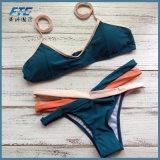 2017 абстрактных купальных костюмов Biquini Monokini Бикини