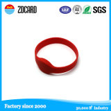 도매 Eco-Friendly 125kHz 실리콘 RFID 소맷동