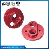 CNC personalizado do anel do assento da boa qualidade que faz à máquina e que gira, mmoendo, mmoendo, serviços de furo