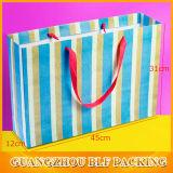 Sacoche en papier d'emballage pour acheteur