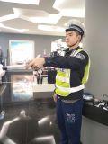 Lampada LED indicatore luminoso blu e rosso di /Rechargeable di traffico di Senken della spalla per il poliziotto