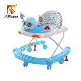 도보를 배워 아기를 위한 U 모양 아기 보행자 장난감