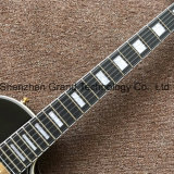 Ebony Fingerboard Custom Lp guitarra eléctrica em preto (BPL-531)