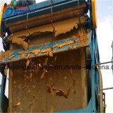 La courroie Fiter Appuyez sur pour le sable Usine de traitement des boues de lavage