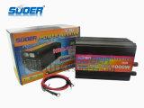 Suoer 1000W 24V al inversor modificado 220V de la energía solar de la onda de seno con el cargador (HAD-1000D)