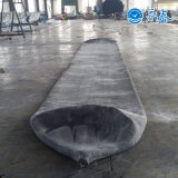 Het rubber Luchtkussen van het Schip voor de Lancering en de Berging van de Boot onder het Gebruik van het Water