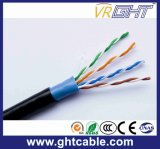 高品質屋外FTP Cat5eネットワークケーブル