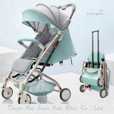 Полезным Baby Stroller Ks-A8 с большими корзину