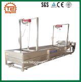 고압 자동적인 세척 장비, Tsxq-50 청과 거품 세탁기