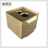 La commande numérique par ordinateur usinée partie des pièces d'aluminium/laiton/acier inoxydable en acier/pour la construction de coffrage