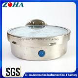 모든 Ss 격막 물개 균질화기 압력 계기