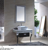 Preiswerte Edelstahl-Badezimmer-Möbel/Indien-Art
