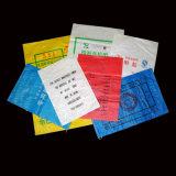 Saco tecido PP para o saco da farinha da farinha 25kg da embalagem