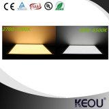 Cer genehmigte 600 * 600 40W LED Instrumententafel-Leuchte mit fünf Jahren Garantie-