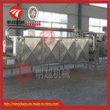 China Frutos Ervas 5 níveis de equipamento de secagem da correia de ar quente
