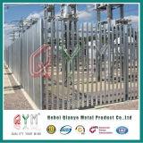 Tipo rete fissa d'acciaio di D o di W del Palisade del picchetto del metallo di obbligazione
