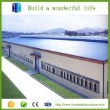 Стальная конструкция рамы рабочего совещания здание сегменте панельного домостроения в Турции