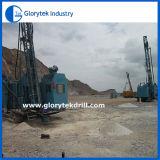 Plate-forme de forage de extraction de Hydaulic de chenille Drilling de trou de soufflage