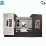 Grande macchina resistente del tornio di CNC della base piana dell'asse di rotazione Ck61125