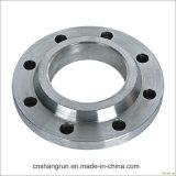 La norme ANSI la soudure cognée a modifié l'acier du carbone d'acier inoxydable de bride pour des garnitures de pipe