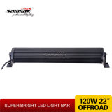 120W 20 Inch LED Light Bars met Fisheye