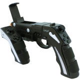 Feuerwarndraht des Computer-Spiel-Controller drahtloser Bluetooth Spiel-Gewehr-Stützkönig-Glory Fps Game Through
