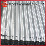 Materiali da costruzione ricoperti zinco galvanizzati coprendo lo strato della lamiera di acciaio