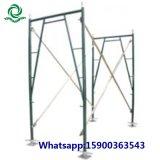 Sistema de aço do andaime do frame da escada H