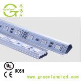 高く明るい3年の保証SMD 12V 24V  RGB LEDの堅いストリップ