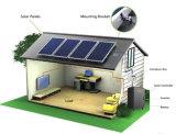 5kw dirigem o sistema de energia solar, móvel, gerador de potência solar poderoso