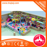 Equipamento de playground de plástico Indoor Shell Frame Play Sand Pool