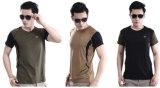 Magliette collegate respirabili asciutte di addestramento dell'esercito di velocità tattica del ventilatore brevi