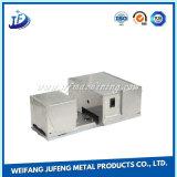 押し、溶接を用いるステンレス鋼のシート・メタルの製造のキャビネット